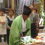 1日釜ケ滝 祈願祭