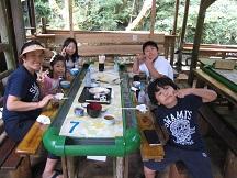 韓国の金さん家族