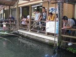 マス釣り人気③