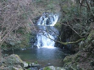 12月2段滝